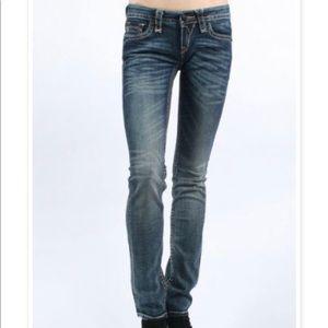 ❗️Rock revival straight leg jeans new❗️